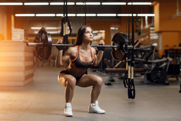 脚痩せに効果的なトレーニングメニュー ジム編
