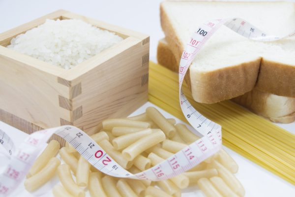 糖質制限ダイエットのイメージ