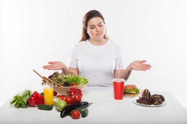 少食なのに太る理由はなぜ?