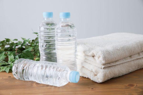 汗をかく入浴法③:半身浴