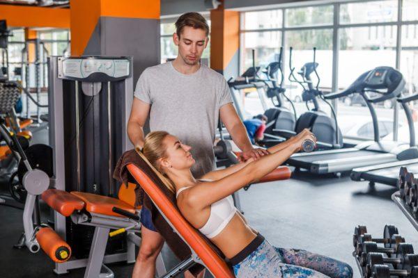 ジムでトレーニングするのはダイエットになる?