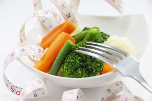 2.野菜がメインなのに太る