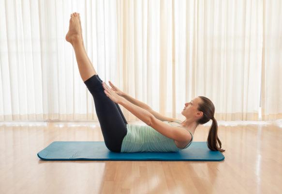 腹筋痩せに効果的なトレーニングメニュー