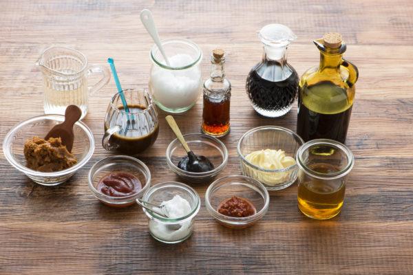糖質制限で痩せない方必見、ダイエット中の調味料の選び方