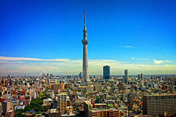高いところでリフレッシュ!東京の無料展望台に行ってみよう