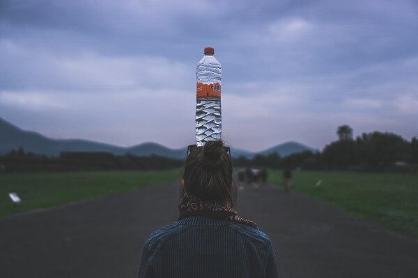 kubire_脱水防止水ペットボトル